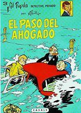 GIL PUPILA por M.TILLIEUX nº: 3 EL PASO DEL AHOGADO