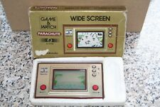 GAME & WATCH Nintendo PARACHUTE 1981