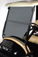 Club Car Precedent TINTED Folding Flip Windshield Golf Cart   NEW IN BOX