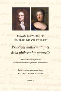 Newton, Du Châtelet, Principes mathématiques