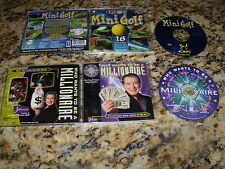 Who Wants to be a Millionaire & eGames Mini Golf (PC Games)