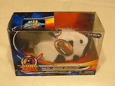 Kung ZHU battle hamster YAMA white black NOS Ninja Warriors RARE interactive