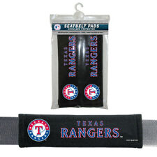 Texas Rangers Seatbelt Shoulder Protector Pads ( Set of Two )