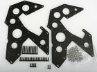 Thunder Tiger RC PV0316 Carbon Lower Frame for Raptor 60/90 new in package