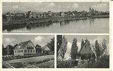 Flörsheim am Main, schöne alte Ansichtskarte
