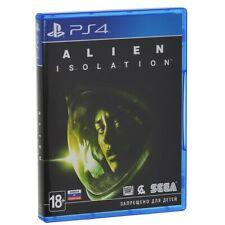 Alien: Isolation (PS4, 2014) Eng,Russian,Spanish,French,Italian,Ger,Pol