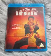 Blu-Ray - The Karate Kid - Jaden Smith - VGC - R2