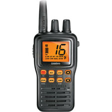 Uniden Mhs75 Compact Hand-held Jis8 Submersible Marine Radio
