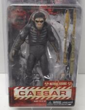 "Dawn of the Planet of the Apes Caesar 7"" Scale Action Figure NECA NIP War Paint"