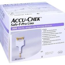 ACCU CHEK Safe T Pro Uno II Lanzetten 200 St