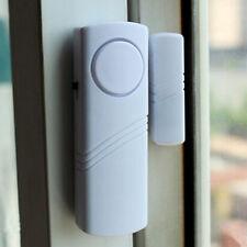 Home Wireless Security Door Window Entry Burglar Alarm System Magnetic Sensor US