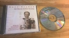 CD Schlager Kurt Drabek - Mit Musik bleibst Du jung (19 Song) MONOPOL