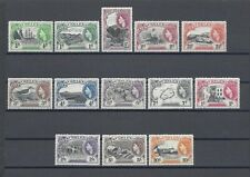 ST HELENA 1953 SG 153/65 MNH Cat £85