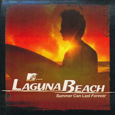 Laguna Beach (MTV Series) Summer Can Last Forever RARE promo sticker '06