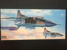 HASEGAWA 1/72 MODEL OF THE MIKOYAN MIG-23S FLOGGER B