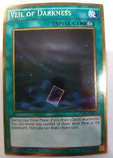 YU-GI-OH Veil of Darkness Gold Rare englisch GLD2-EN043 Schleier der Finsternis