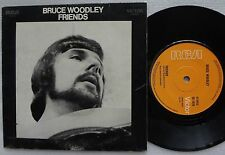 BRUCE WOODLEY Friends 45 PIC SLEEVE Rare AUSTRALIA 1971 Original (Seekers)