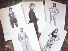 Hermes Paris Collection Spring 1995 Photography Folder RARE Christian Moser