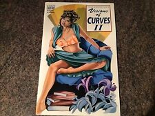 Todd Borensteins Visions Of Curves 2 Comic! Rare! Look At My Other Great Comics!