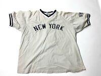 VINTAGE New York Yankees MLB T-Shirt Steve & Barry's Medium