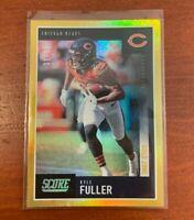 2020 Panini Score #213 Kyle Fuller Gold Zone 45/50 Chicago Bears