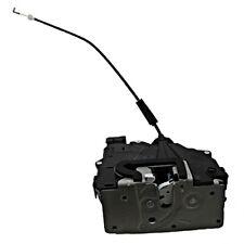 Locks Left Rear For FIAT Punto Evo 51903245