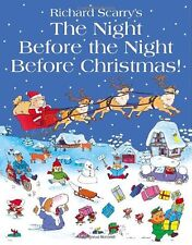 The Night Before The Night Before Christmas,Richard Scarry- 9780007382194