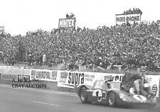 Ford GT40  1967 Le Mans winning GT 40 Mk IV AJ Foyt Dan Gurney photo photograph