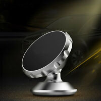 Universal Magnetic Car Cell Phone GPS Holder Mount Stand For i Phone X 8 Samsung
