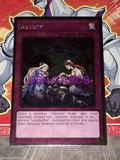 Carte Yu Gi Oh AVALON NKRT-FR031