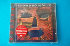 CROWDED HOUSE- WOODFACE- CD 1991 CAPITOL RECORDS SEALED