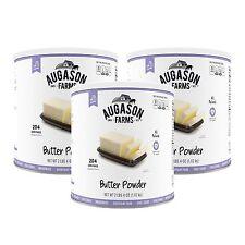 Augason Farms Butter Powder (36 oz., 3 pk.)  NEW NEW NEW