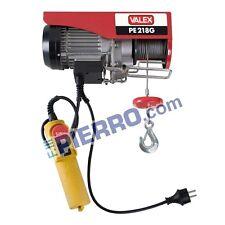 VALEX PE218G 500W Paranco Elettrico - Rosso