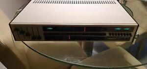 Wega Hifi 3120 Verstärker Radio