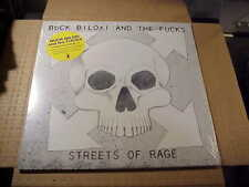 LP:  BUCK BILOXI & THE FUCKS - Streets Of Rage  NEW SEALED
