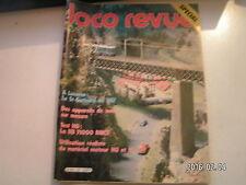 **c Loco revue n°422 La BB 71000 RMCF en HO / hommage aux 2D2 5500
