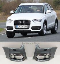 Audi Q3 11-14 STOßSTANGE ECKE VORNE PROFESSIONELL LACKIERT IN WUNSCHFARBE