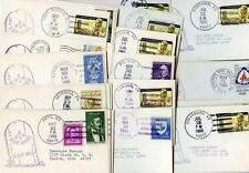 Handstamped US Stamp Covers