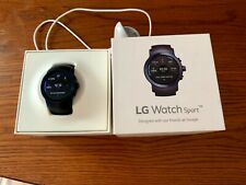 LG Watch Sport W280 45.4mm Blue Google Store Edition