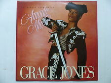 "MAXI 12"" grace jones Amado Mio 060 20 3759 6"