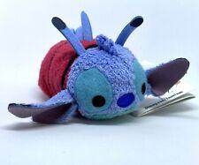 """Disney Tsum Tsum Mini Plush 3.5"""" Tomorrowland Stitch 💕 *US SELLER*"""