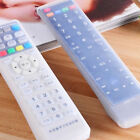 1PC Case Cover Skin TV Air Conditioning Remote Silicone Controller Protective5NP