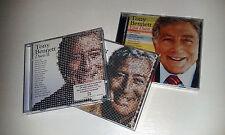 3 TONY BENNETT DUETS CDS: DUETS, DUETS II & VIVA DUETS: TOTAL 51 TRACKS !!!!