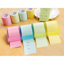 Colorful Sticker Post It Bookmark Memo Flags Marker Index Pad Tab Sticky Notes