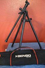 Benbo Trekker Tripod,Camera,Photography With Padded Case