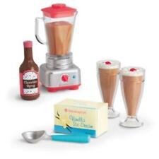 American Girl Blender & Milkshake Set - New In Box