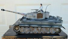 Ultimate Soldier 21st Century XD Motorworks 1:18 WWII German Winter Tiger I Tank