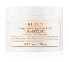 Kiehl's Gently Exfoliating Body Scrub Grapefruit 8.4 oz / 250ml Full Size SEALED