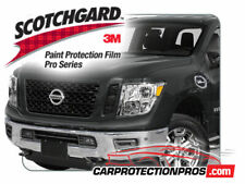 3M Pro Series Clear Bra Deluxe Paint Protection Kit fits 2019 Nissan Titan SV