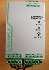 Phoenix Contact 2866792 Quint-PS/3AC/24DC/20
